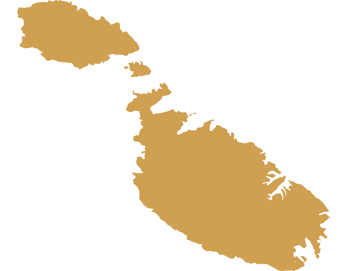 DMC Ireland map